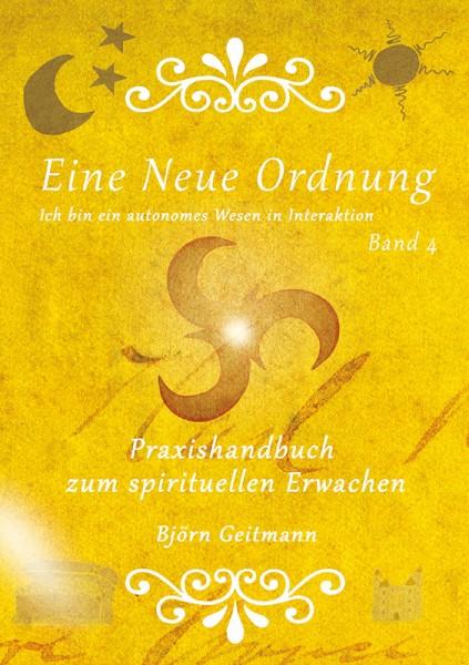 Eine Neue Ordnung Band 4-Björn Geitmann